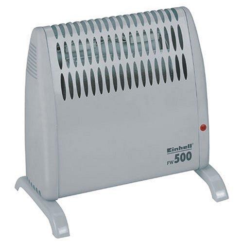 einhell frostw chter fw 500 500 watt mica heizelement stufenloses thermostat stand oder. Black Bedroom Furniture Sets. Home Design Ideas