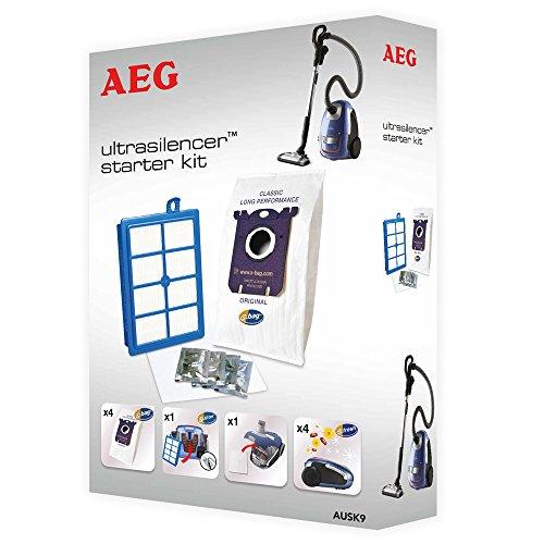 4 Staubsaugerbeutel passend für Staubbeutel geeignet passend für AEG Equipt