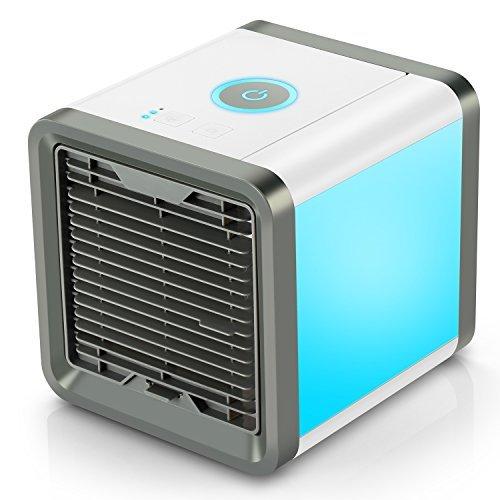 Mini Luftkühler Klimageräte Klimaanlage Air Cooler Conditioner Mobile Befeuchter Bürotechnik