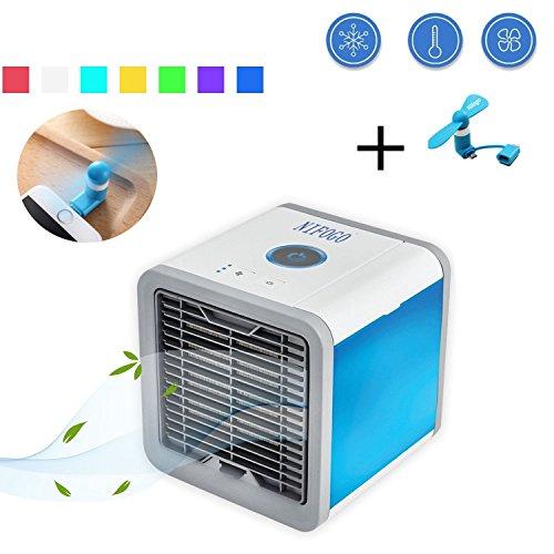 nifogo arctic air luftk hler mini klimaanlage mobile. Black Bedroom Furniture Sets. Home Design Ideas