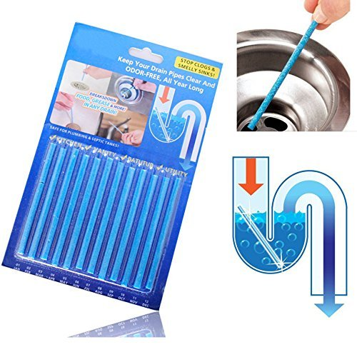 Sani Sticks Drain Cleaner Sticks Weknowu Enzym Abfluss