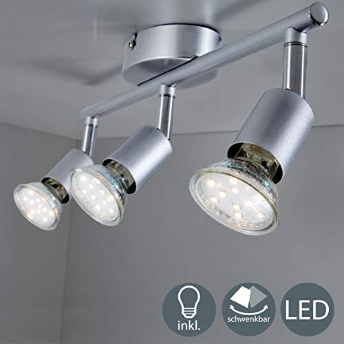 LED Deckenlampe  Büro Lampe   inkl. 12W 1200lm LED Platine ...